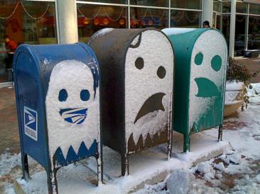 Mailbox Personalities 01