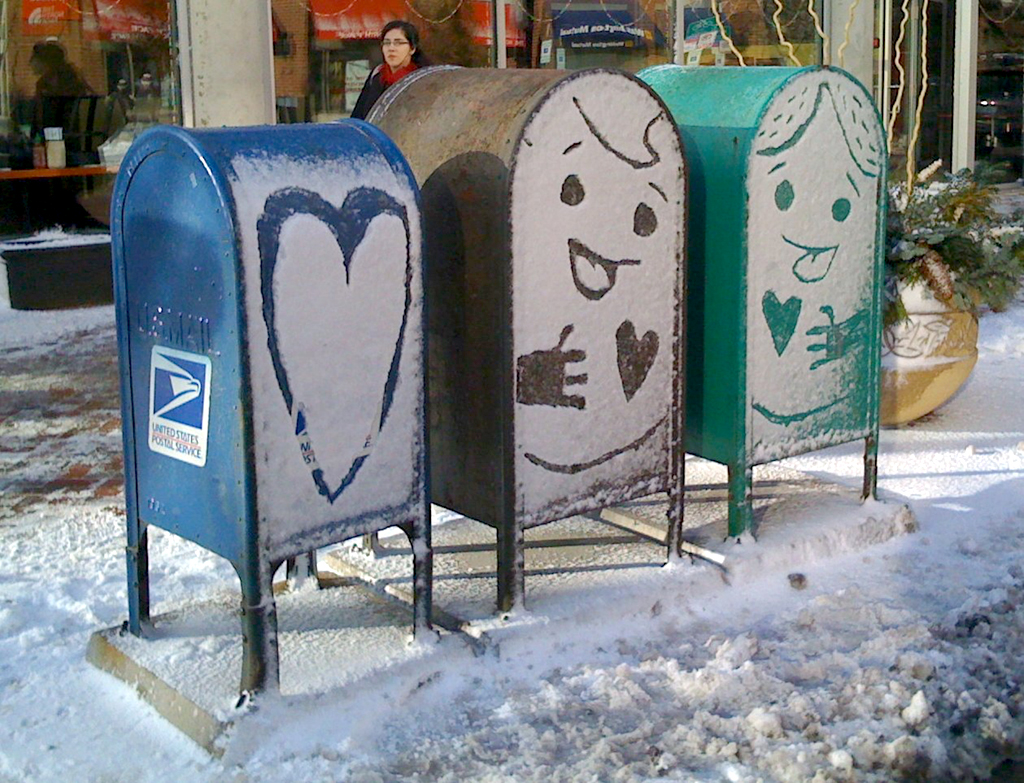Mailbox Personalities 02
