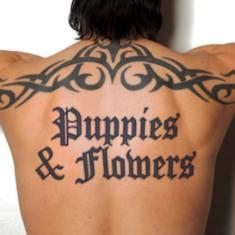Back Tattoo generator