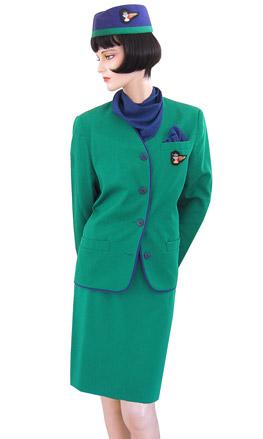 Air Hostess Uniforms: Sabena Airways