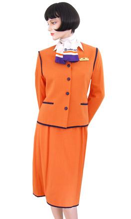 Air Hostess Uniforms: Philippine Airlines