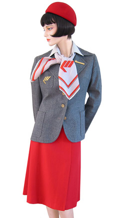 Air Hostess Uniforms: MartinAir