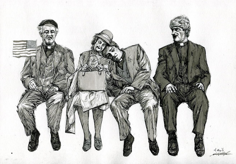 Shota Kotake – A Father Ted a Day
