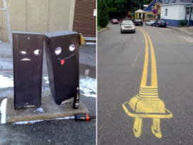 Wonderful Collection of funny graffiti
