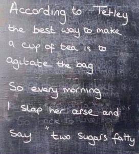 Tetley's Advice