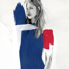 Lucie Birant is a French Illustrator
