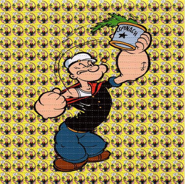 The LSD Blotter – Daily Dose Of Tab Acid Art 07