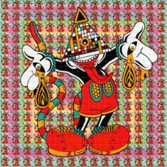 The LSD Blotter ~ Daily Dose Of Tab Acid Art