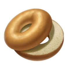 Oh the Humanity! Apple's Controversial New Bagel Emoji