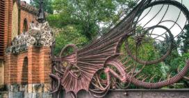 Gaudi-Dragon