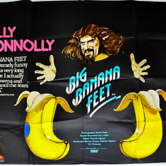 """Arise Sir Billy Connelly! And The """"Big Banana Feet"""" ~ 1975 Documentary"""
