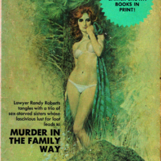 The Penny Dreadful Covers Of Carter Brown Novels