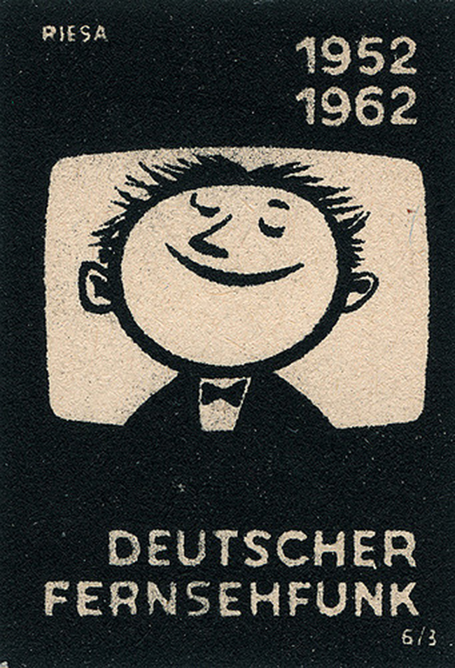 Matchbox Labels from the 50s and 60s