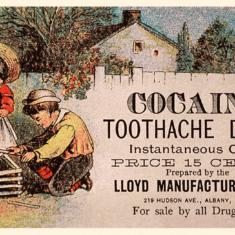 Cocaine, Laudanum, Opium, Methedrine And The Good Doctor Battys' Asthma Cigarettes… 5 Naive Vintage Pharma Ads