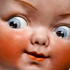 Creepy Dolls, Creepy Doll Eyes