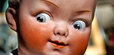 Creepy Doll Eyes