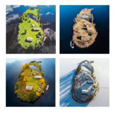 Seasons of Kotisaari Island