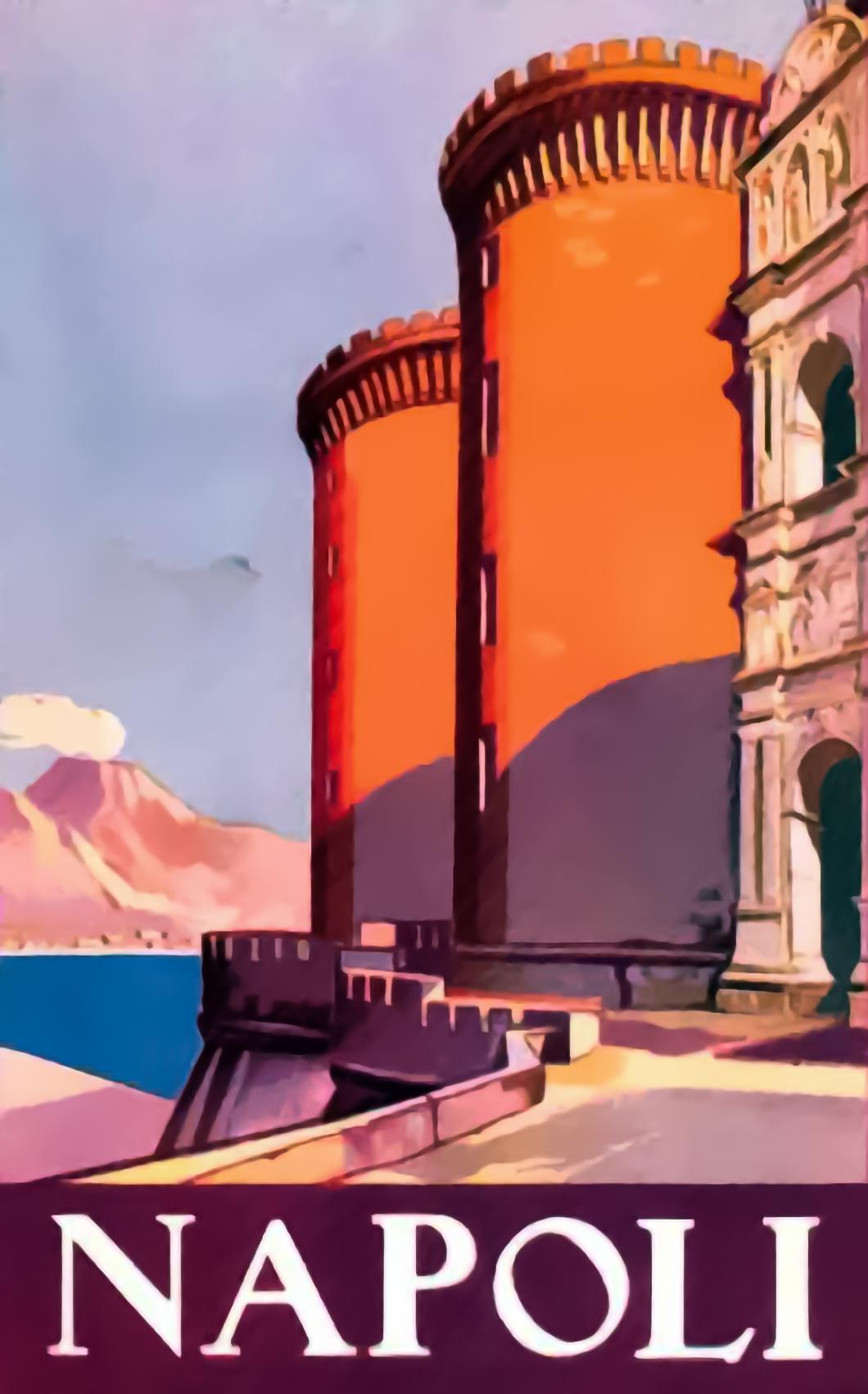 Poster Napoli