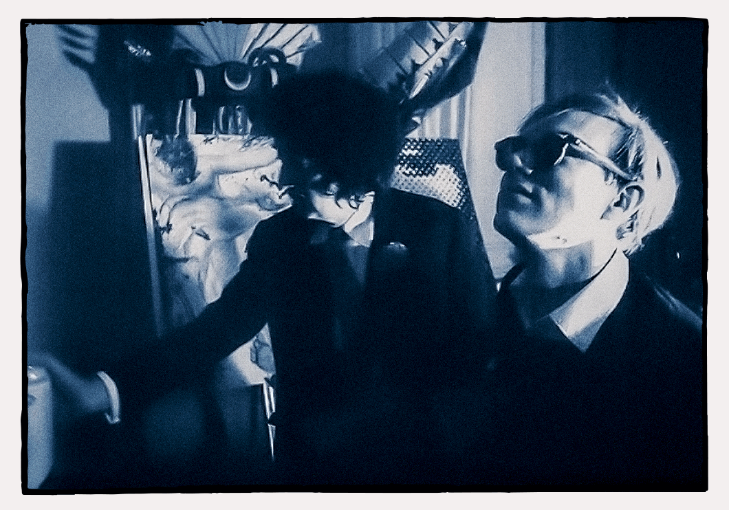 When Andy Met Dali. Photos of a 1964 meeting at the The St. Regis in New York.