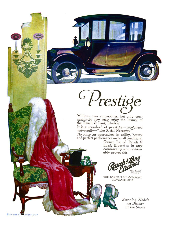 Rauch Lang Electrics Ad 1916