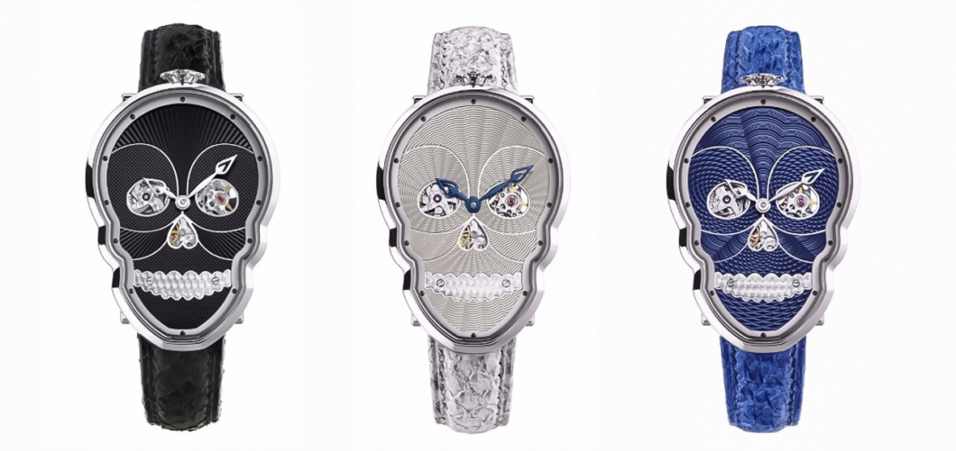 Fiona Kruger Watches, 3 examples