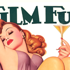 15 Film Fun Magazine Covers