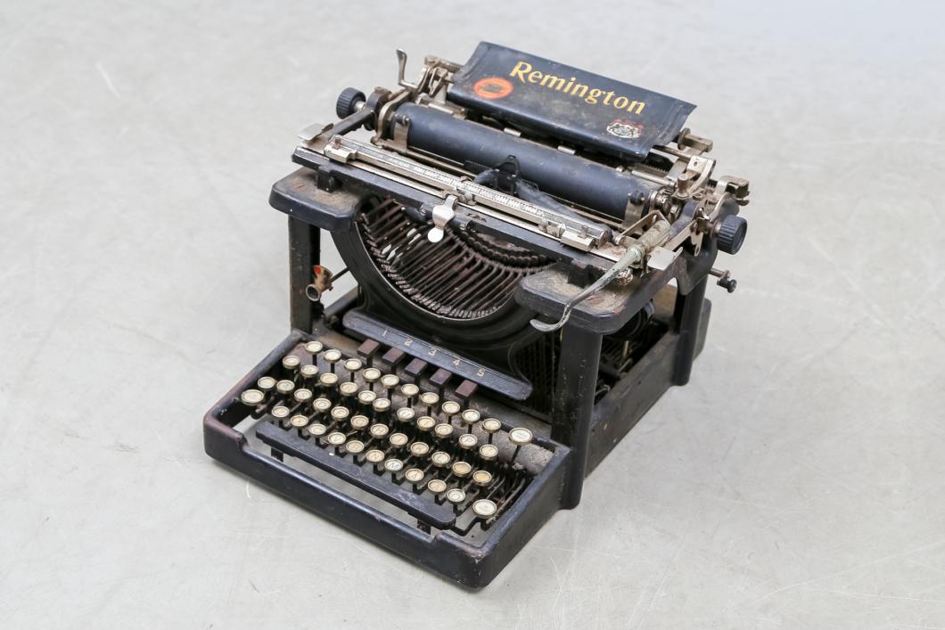 Remington 1900 01