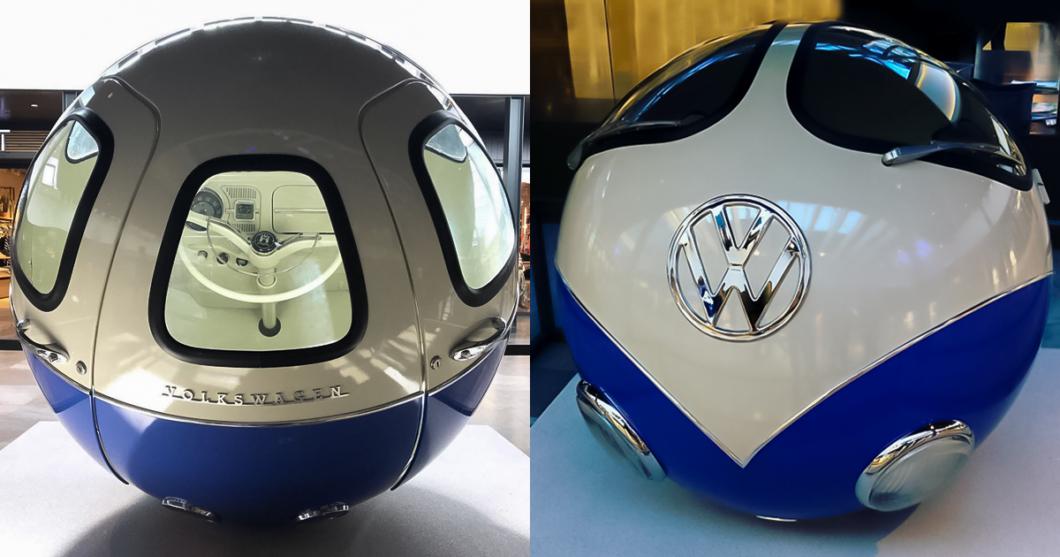 Lars Erik Fisk Blue Volkswagenball 2001