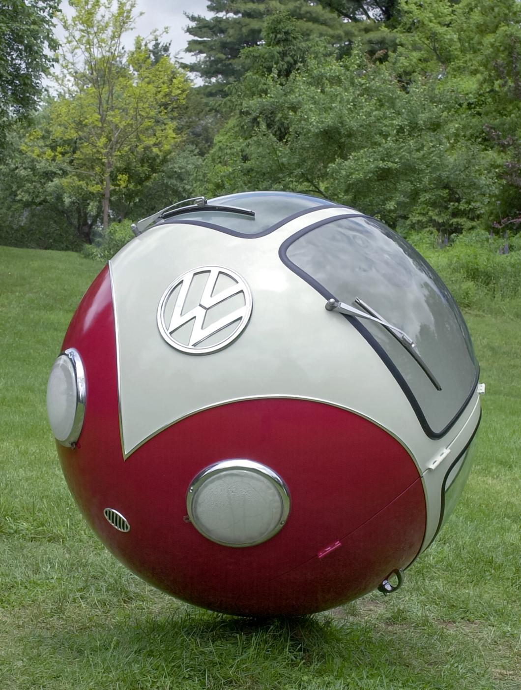 Lars Erik Fisk Red Volkswagenball 2001
