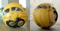 Lars Erik Fisk Yellow Volkswagenball 2001