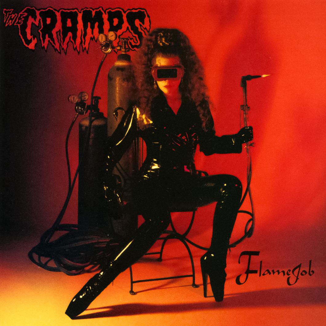 The Cramps / Album: Flamejob / 1994