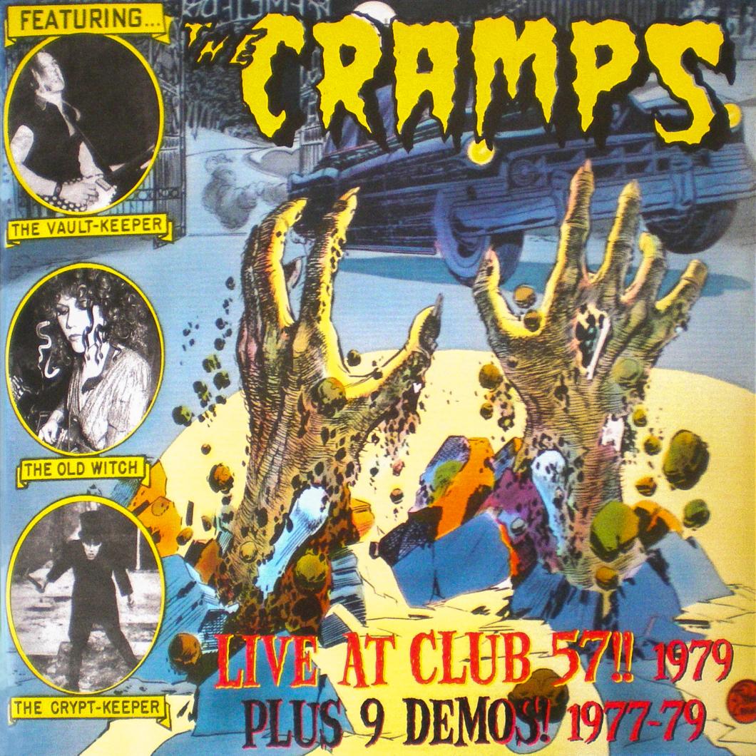 The Cramps / Album: Live at Club 57!! / 1979