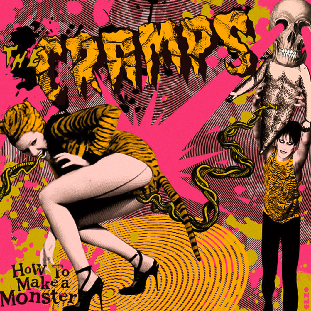 The Cramps / Album: How to Make a Monster / 2004
