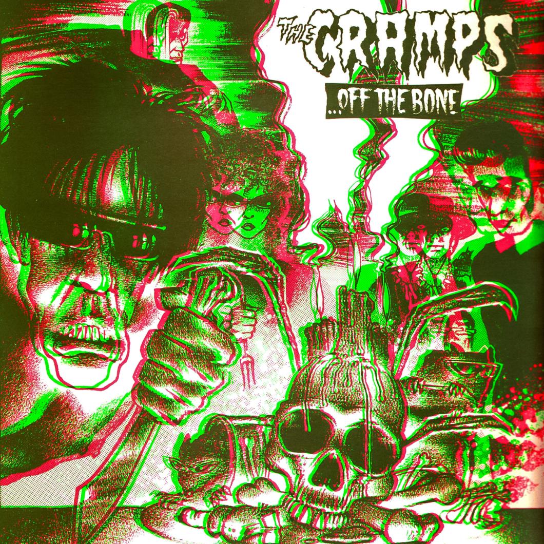 The Cramps / Album: ...Off the Bone / 1983