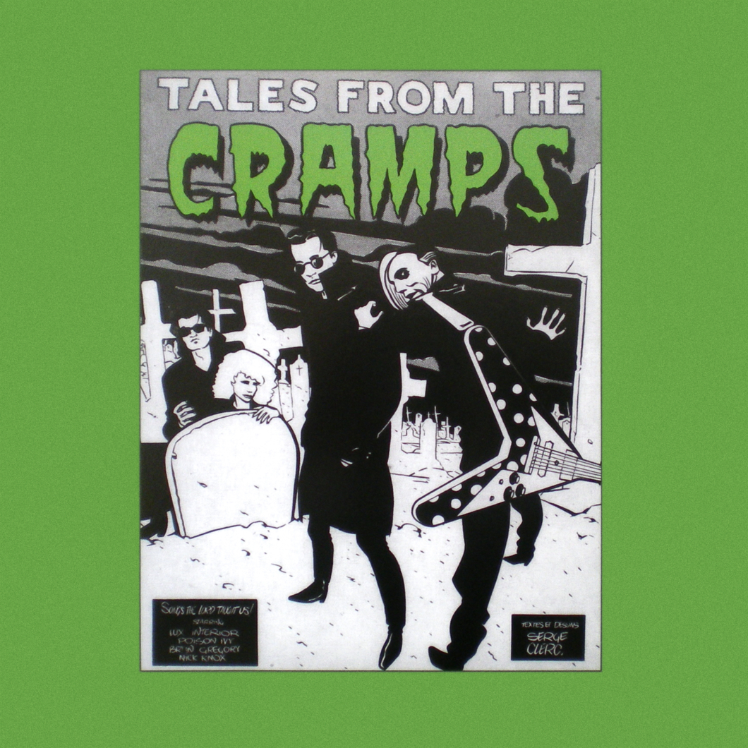 The Cramps / Bootleg Album: Tales from the Cramps / 1977-79