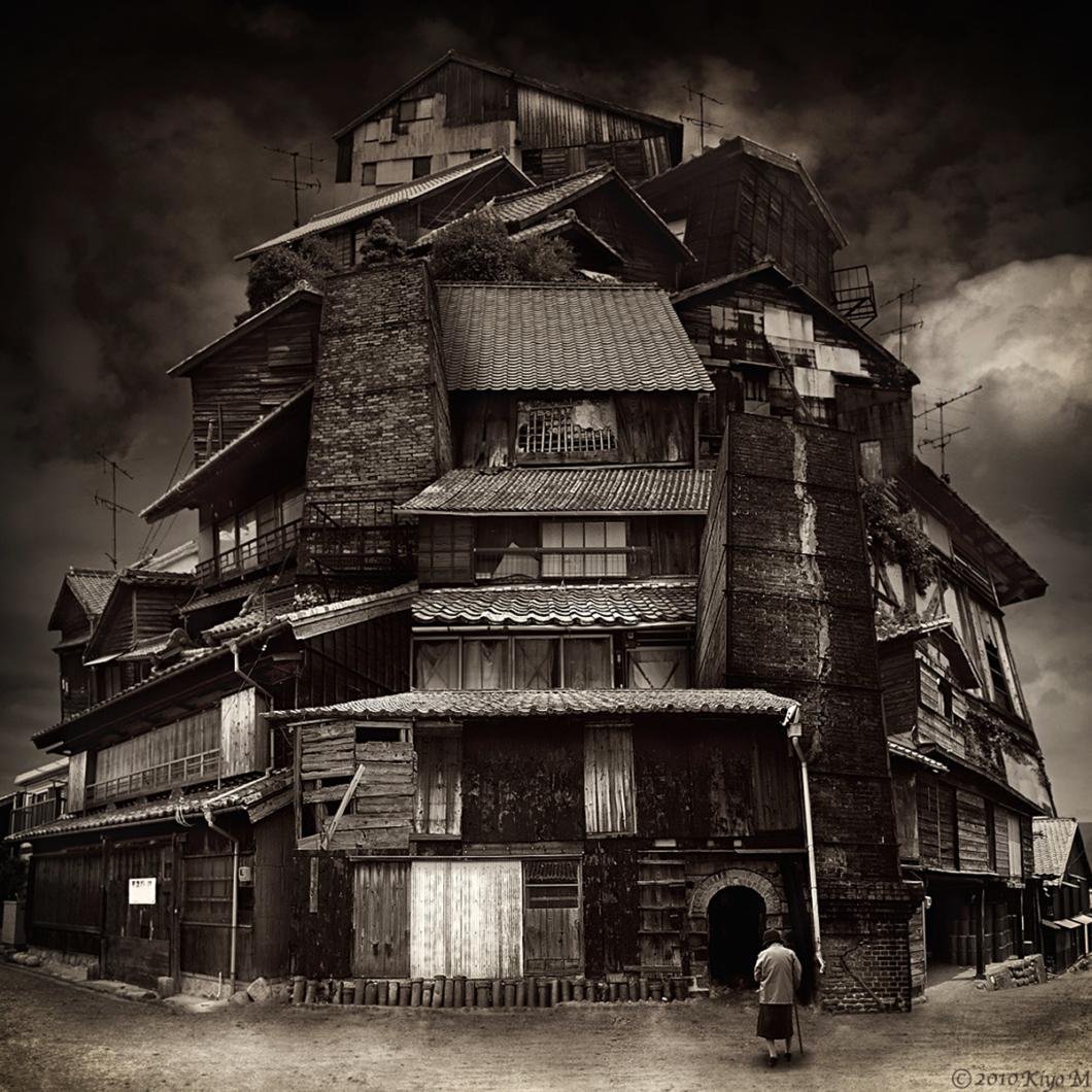 Kiyo Murakami | big old house