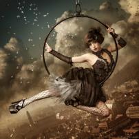 Kiyo Murakami | the greatest show in the sky