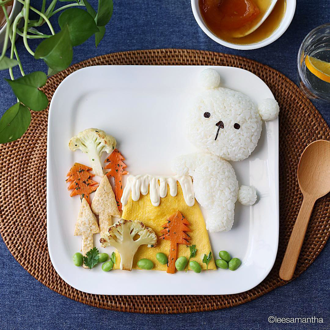 Lee Samantha Food Artist