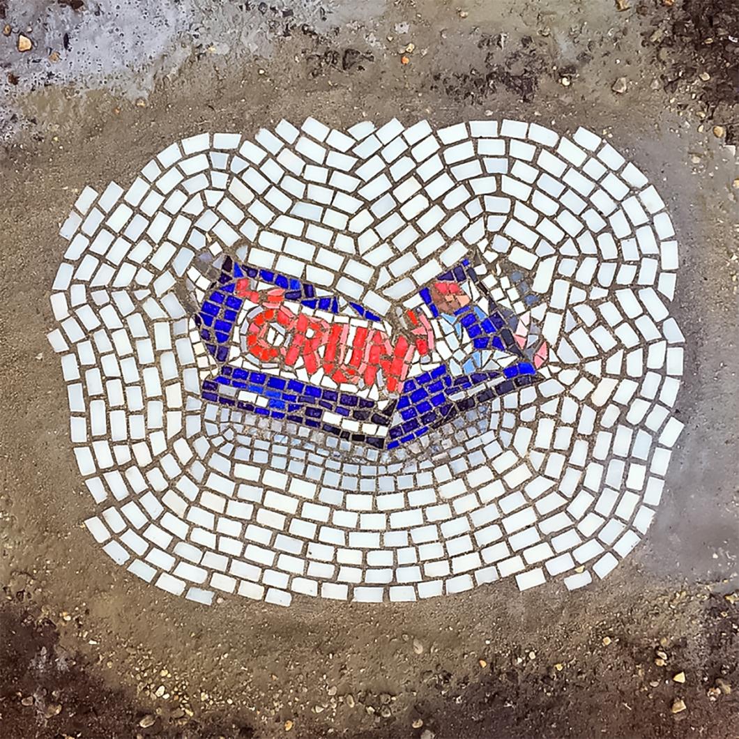Jim Bachor Pothole Mosaics   Crunch