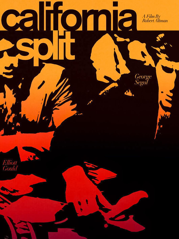 Midnight Marauder Re-imagines Robert Altman Film Posters - California Split