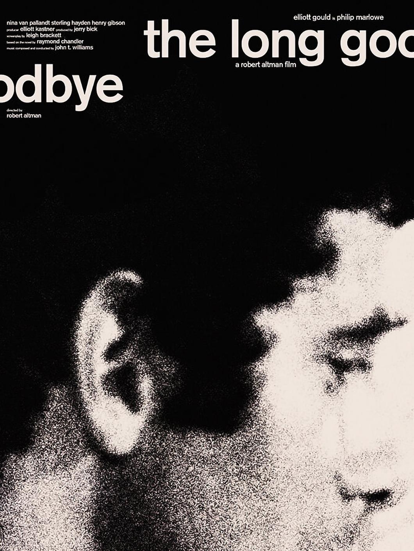 Midnight Marauder Re-imagines Robert Altman Film Posters - The Long Goodbye