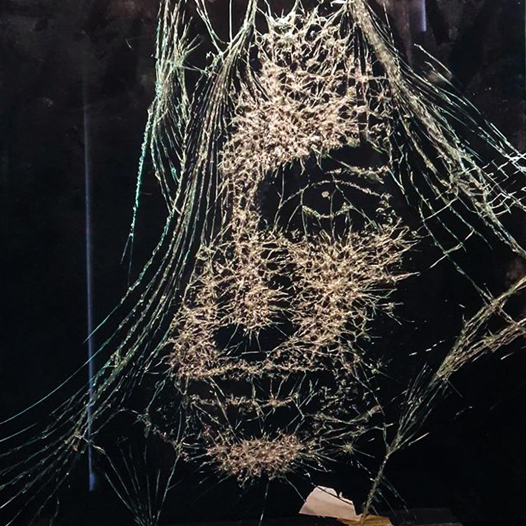 Simon Berger Shattered Glass Installation 09