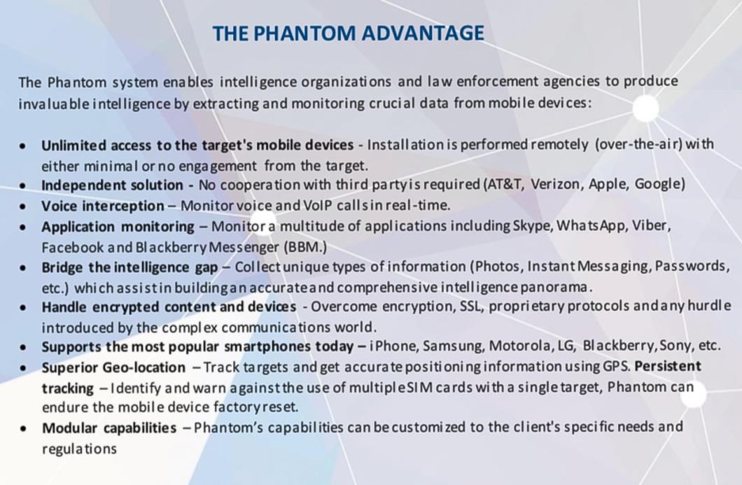 THe Phantom Advantage