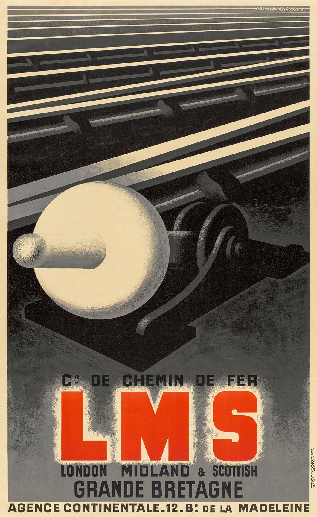 LMS Cie de CDF 1928