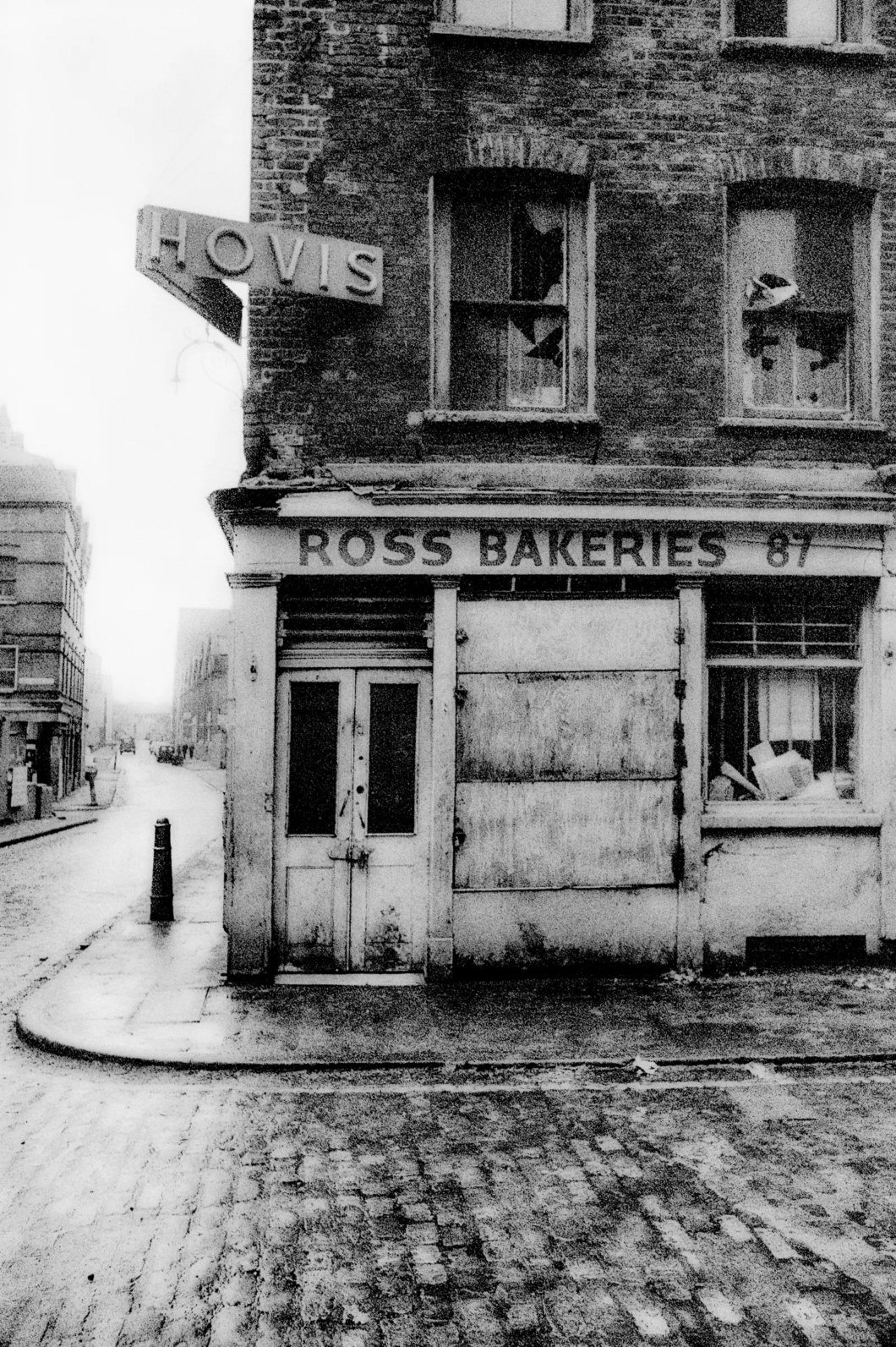 Ross Bakeries 1966 © John Claridge