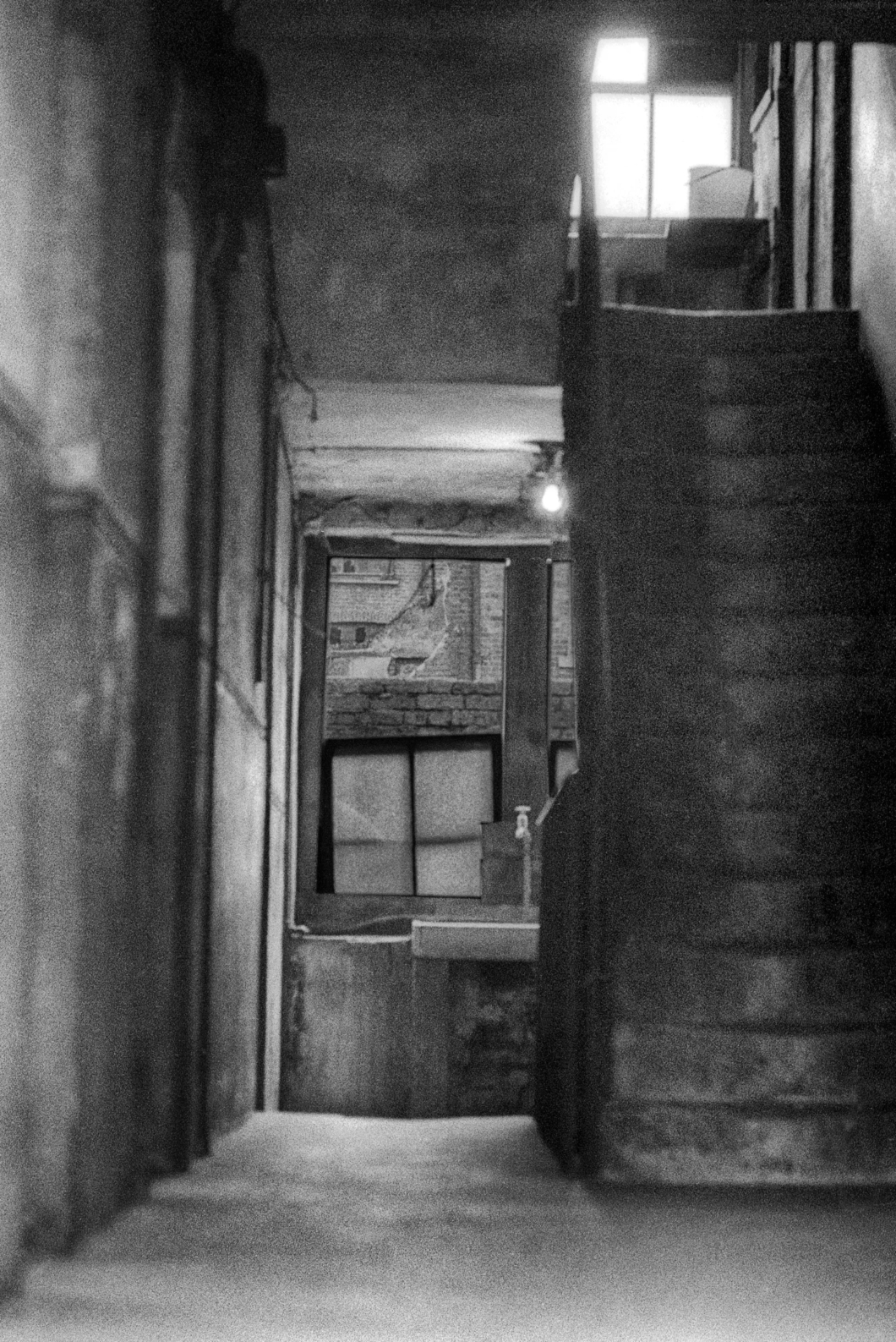 The Stairway 1963