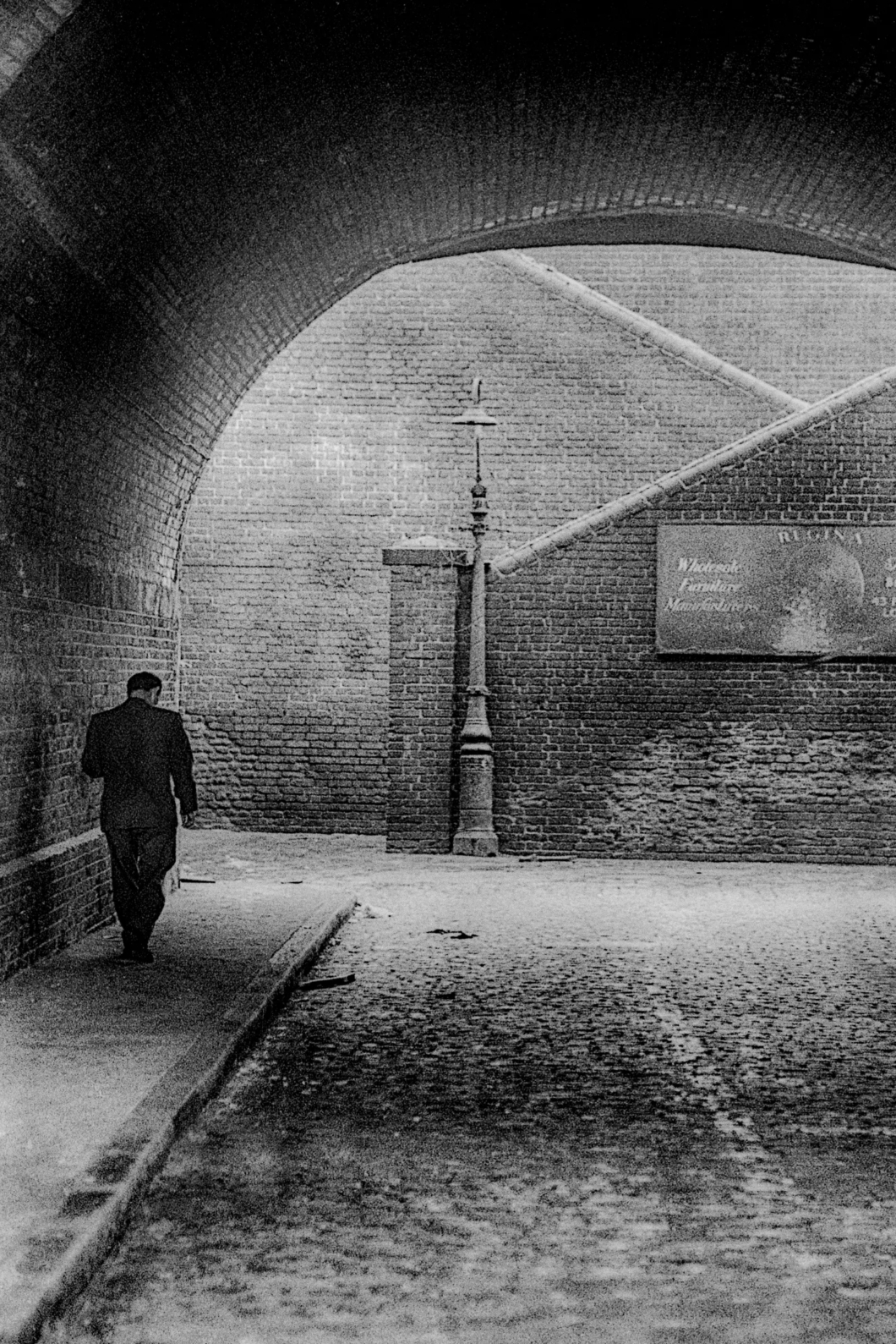 John Claridge The Street Lamp 1968