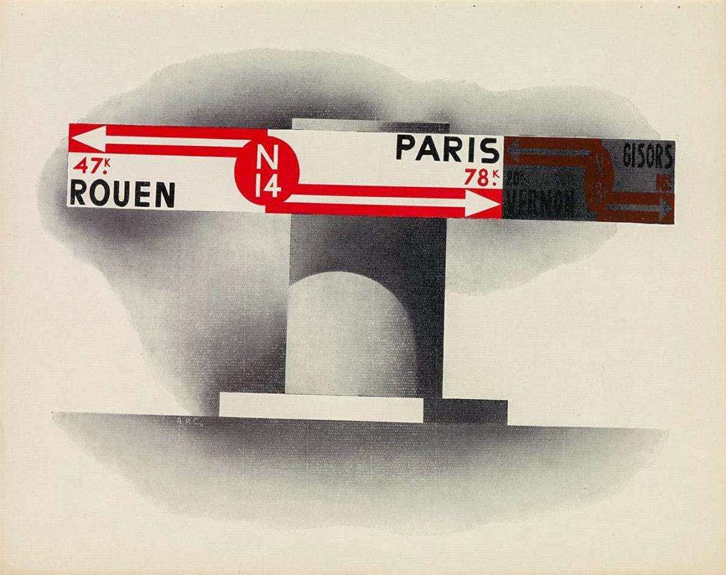 Rouen PARIS 1931