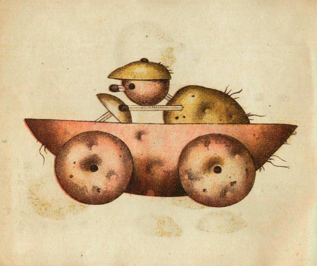 Toys of Potatoes 05