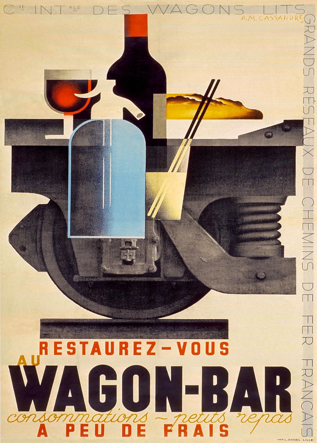 Wagon Bar 1932